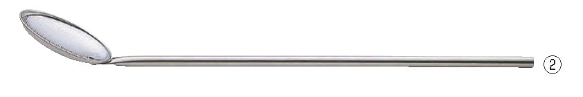 UK18-8パンチング 給食用すくい網 丸型 24cm 【代引き不可】【すくい網】【杓子】【柄杓】【18-8ステンレス】【UK】【業務用】