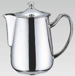 UK18-8プレスト シリーズ コーヒーポット 7人用【ステンレスティーポット】【業務用】