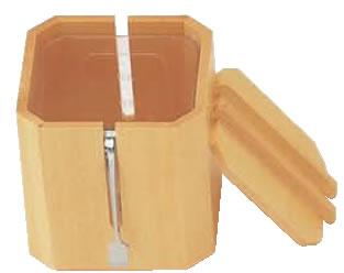 木製 がり入れ 大 W-708【調味料入れ】【調味料ストッカー】【業務用】
