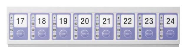 ネオタイマー オプションモデル NT-100B【コールシステム】【業務用】
