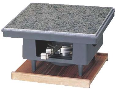 石焼調理器 百万石【代引き不可】【石焼プレート】【石焼皿】【業務用】