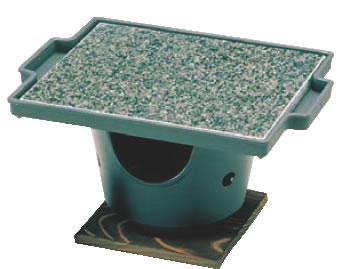 石焼調理器 十万石【代引き不可】【石焼プレート】【石焼皿】【業務用】