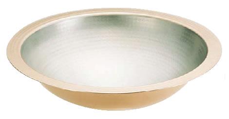 SA 銅 うどんすき鍋(槌目入) 36cm 】【料理演出用品】【和食卓上鍋 鍋用小物】【銅鍋】【Ω】【業務用】