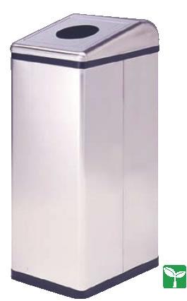 リサイクルトラッシュ Bライン OSL-Z-30【ダストボックス】【くず入れ】【屑入れ】【クズ入れ】【ゴミ箱】【業務用】