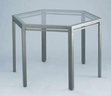ブッフェテーブル ハンマーシルバー AGC-6T400【代引き不可】【レストランテーブル】【飲食店テーブル】【飲食用テーブル】【ダイニングテーブル】【業務用】