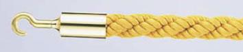 パーティションロープ Aタイプ 30B イエロー【通行止め】【進入禁止】【業務用】