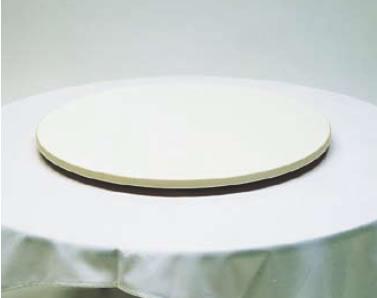 ターンテーブル1 TT-900 (アイボリー)【代引き不可】【テーブル回し】【皿回し】【中華テーブル】【業務用】