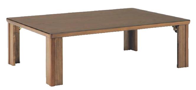 和風座卓(折脚) STZ-962 Aタイプ【代引き不可】【座敷机】【座敷テーブル】【ローテーブル】【宴会テーブル】【業務用】