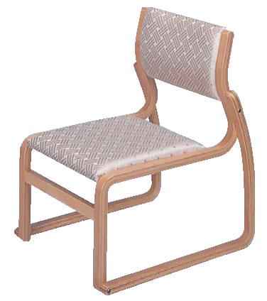 高脚座椅子 有楽 (スタッキング式)【代引き不可】【座椅子】【和式椅子】【宴会椅子】【業務用】