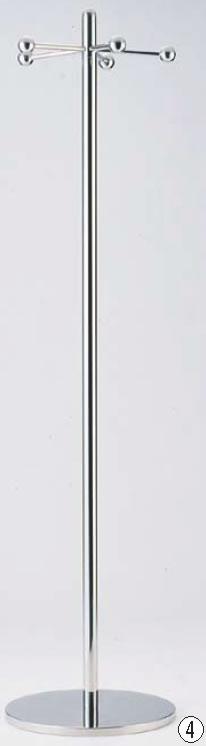SAコートハンガー SC-1651【代引き不可】【遠藤商事】【ハンガー】【服掛け】【業務用】