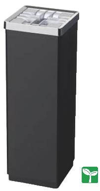 スモーキングスタンド YS-106A ブラック【灰皿】【外用灰皿】【スタンド灰皿】【業務用】