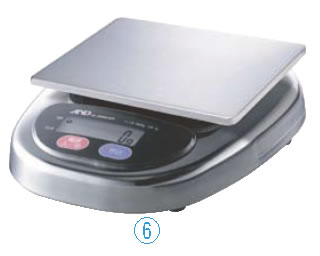 A&D防水デジタルはかり HL-3000LWP【計量器】【重量計】【測量器】【業務用】
