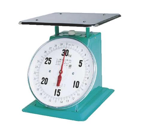 フジ 【業務用】 上皿自動ハカリ デカO型 【重量計】 (平皿付) 30kg 【測量器】 【計量器】