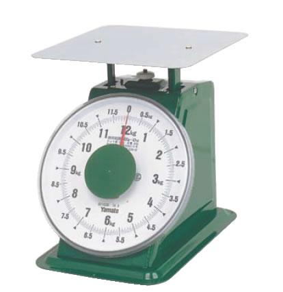 ヤマト 上皿自動はかり「普及型」 平皿付 SD-10 10kg【計量器】【重量計】【測量器】【業務用】