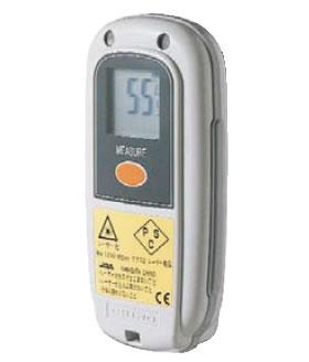 防水型 ハンディ放射温度計 IR-TE【非接触温度計】【可視光線温度計】【業務用】