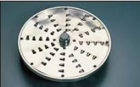 野菜調理機 OMV-300DA用部品 笹切円盤(丸千切)【food processor】【下処理器】【業務用】