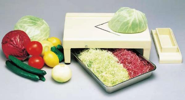 キャベツらーくV CAL-V-01【下処理器】【野菜カッター】【ベジタブルスライサー】【業務用】
