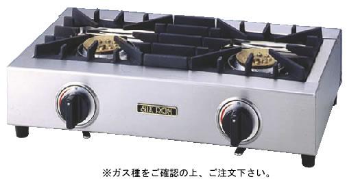 ガッツ ガステーブル SK-52G (ガス種:プロパン) LPガス【代引き不可】【焜炉】【熱炉】【業務用】