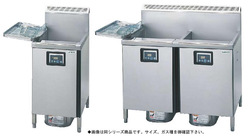 DXガスフライヤー D-TGFL-67W (ガス種:プロパン) LPガス【代引き不可】【揚げ物器】【Deep fryer】【業務用】