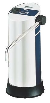 ファインセラミック 浄水器 C1 CW-101(NB)【代引き不可】【業務用】