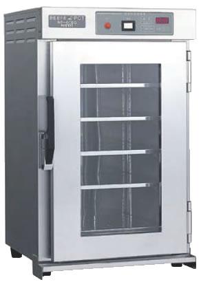 遠赤外線温蔵庫 NB-60EG【代引き不可】【電気温蔵庫】【業務用】