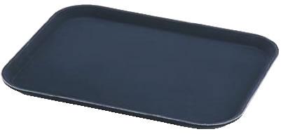 キャンブロ 角型ノンスリップトレー 1826CT-BL ブラック【トレイ】【お盆】【CAMBRO】【業務用】