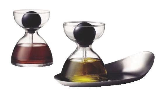 メニュー ピペットグラス トレー付 4722929【オイル瓶】【オイルタンク】【業務用】