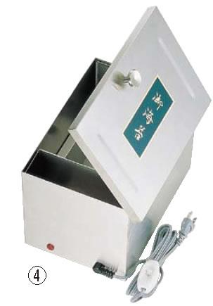 SA18-8 B型電気のり乾燥器 (ヒーター式)【海苔缶】【業務用】