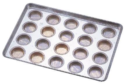 シリコン加工 ミラソン65型 天板 20連 【シリコン加工 タルト型】【ケーキ型 洋菓子焼型 】【製菓用品 製パン用品】【フレキシブルモルド 天板型】【業務用】
