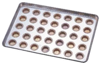 シリコン加工 プティフール型 天板 35連【シリコン型】【製菓用品】【業務用】