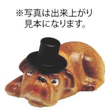 デコレリーフ シリコンモルド 0419 ブルドック【製菓用品】【業務用】