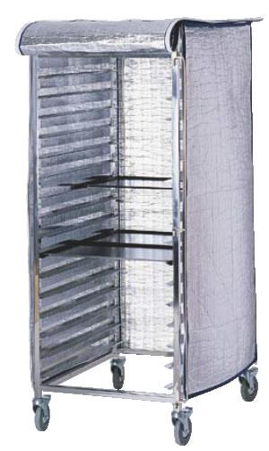 ベーカリーパントローリー 保温カバー ST-5302専用 【代引き不可】【ベーカリー用品】【ドーリー ラックカート】【ステンレス】【業務用】