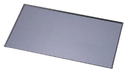 アルミ ガストロシートパン(フッ素加工) 530×325×H10 【ベイキング天板 ベーカリー用品】【製菓用品 製パン用品】【天板 シリコンマット】【業務用】
