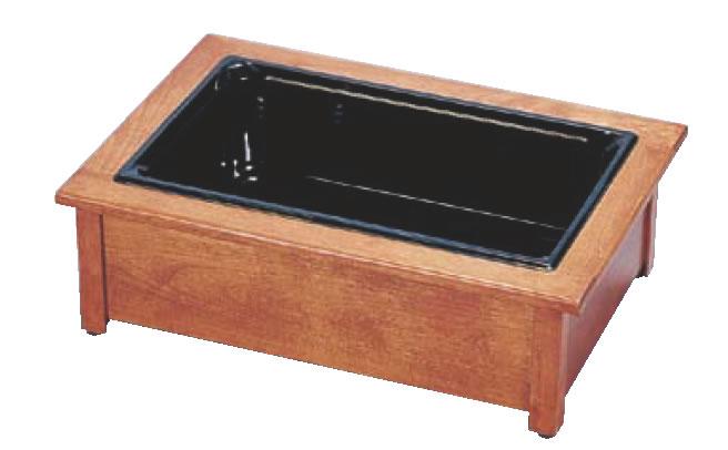 カル・ミル 木製 コールドケース 412-18【代引き不可】【サラダバー】【フードバー】【バイキング】【ビュッフェ】【CAL-MIL】【業務用】