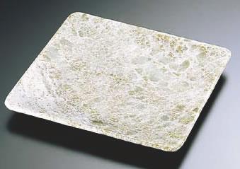 石器 正角皿 YSSJ-014 22cm【代引き不可】【ガストロノームパン フードパン】【バイキング ビュッフェ】【バンケットウェア】【盛器 大皿】【業務用】