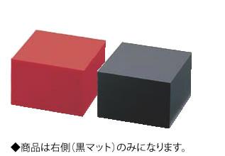 アクリル ディスプレイBOX 小 黒マット B30-10【アクリルディスプレイ スタンド】【バイキング ビュッフェ】【バンケットウェア】【皿】【業務用】