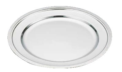 SW18-8モンテリー丸皿 30インチ【代引き不可】【バイキング ビュッフェ】【バンケットウェア】【皿】【18-8ステンレス】【業務用】