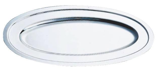 SW18-8プレーン魚皿 30インチ【バイキング ビュッフェ】【バンケットウェア】【皿】【18-8ステンレス】【業務用】