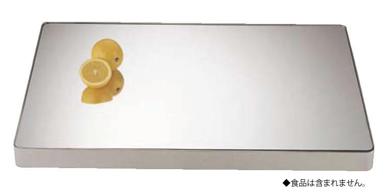 UK18-8ロイヤル角ミラープレート 26インチ (アクリル)【代引き不可】【バイキング】【ビュッフェ】【バンケットウェア】【皿】【装飾台】【18-8ステンレス】【業務用】