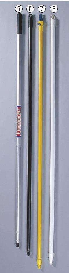 カーライル 伸縮ハンドル 40251 【代引き不可】【デッキブラシ】【清掃道具 掃除道具】【Carlisle】【業務用】