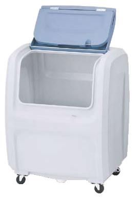 セキスイ ダストボックスDX #500 標準型 DX5H グレー 【代引き不可】【ゴミ箱 ジャンボペールボックス】【ダストカート ゴミステーション】【業務用】
