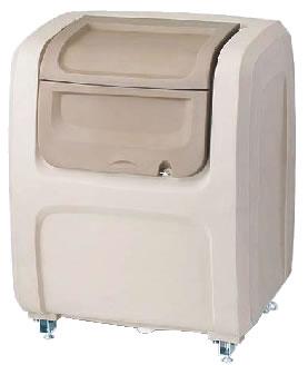 セキスイ ダストボックスDX #500 据置型 DXS5BE ベージュ 【代引き不可】【ゴミ箱 ジャンボペールボックス】【ダストカート ゴミステーション】【業務用】