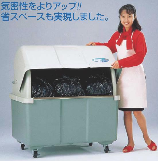 ジャンボペール HG600-T 【代引き不可】【ゴミ箱 ジャンボペールボックス】【ダストカート ゴミステーション】【ダストボックス】【ごみ箱】【業務用】