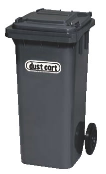 ダストカート KT-120【代引き不可】 【ゴミ箱 ジャンボペールボックス】【ダストカート ゴミステーション】【ダストボックス】【ごみ箱】【業務用】