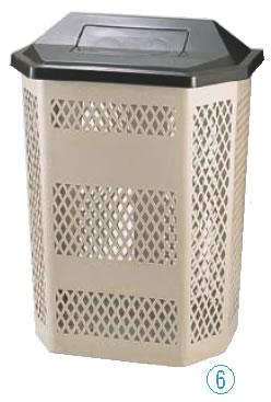 サンクリーンボックス A-3(回転蓋) 【代引き不可】【ゴミバコ ダストボックス】【ゴミ箱 ペール】【ごみ箱】【リサイクルボックス】【業務用】