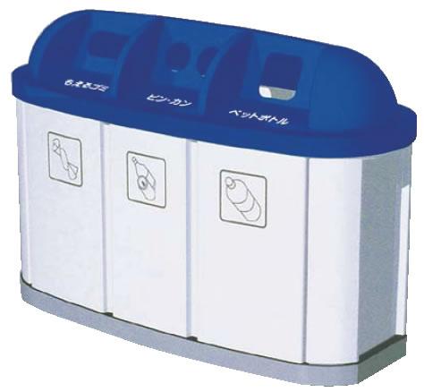 ジャンボボトム LLP-300 【代引き不可】【ゴミバコ ダストボックス】【ゴミ箱 ペール】【ごみ箱】【リサイクルボックス】【業務用】