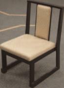 優高椅子 スタッキングタイプ【代引き不可】【椅子】【座椅子】【イス】【和室椅子】【旅館に】【A-1-2】