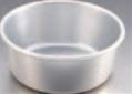洗い桶 アルマイト 39cm【桶】【タライ】【たらい】【アルミ】【H-30-84】