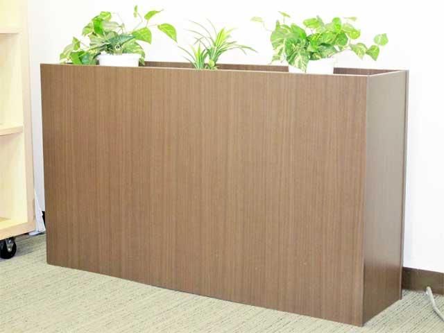プラントボックス フラワースタンド フラワーボックス 植物ポット ガーデンプランター【中古オフィス家具】【中古】
