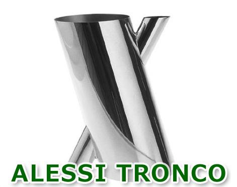 全ての アレッシィ 花瓶 ALESSI トロンコ TRONCO フラワーベース 花瓶 花器 フラワーベース TRONCO【中古オフィス家具】【中古】, 北房町:0746c7dd --- canoncity.azurewebsites.net